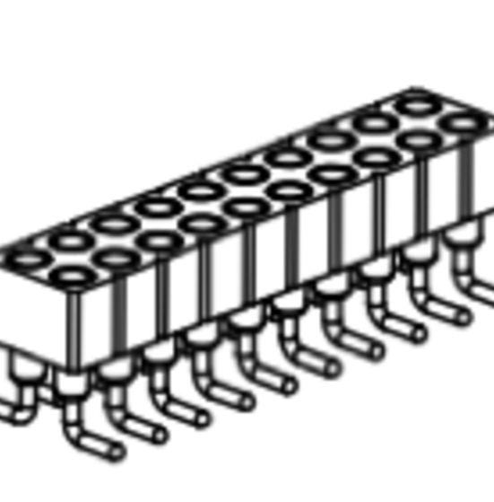Produkt Nr. BP200150 (2.00 mm Pitch; SMT)