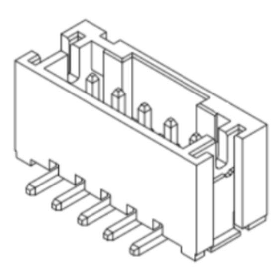 Produkt Nr. C200401 (2.00 mm Pitch; SMT)