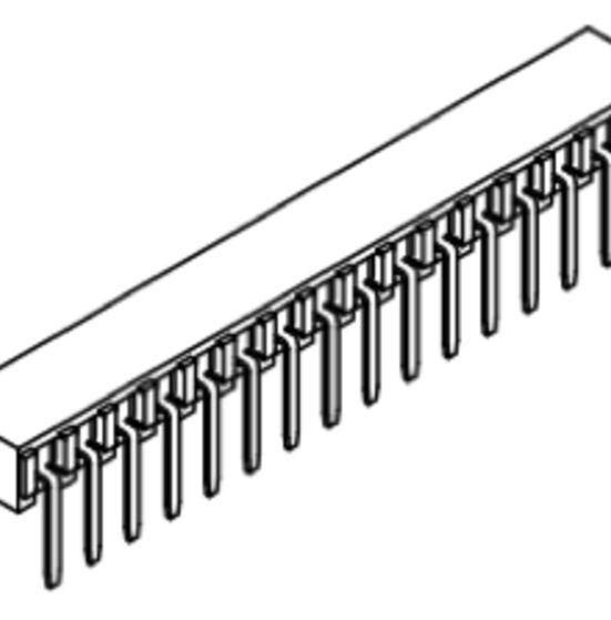 Produkt Nr. B200121 (2.00 mm Pitch; THT)