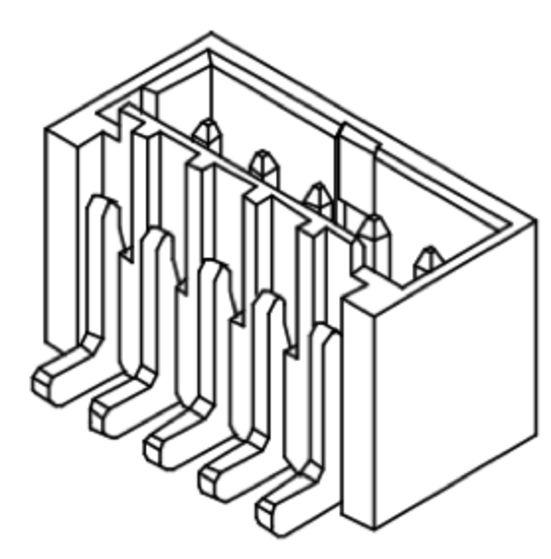 Produkt Nr. C150402 (1.50 mm Pitch; SMT)