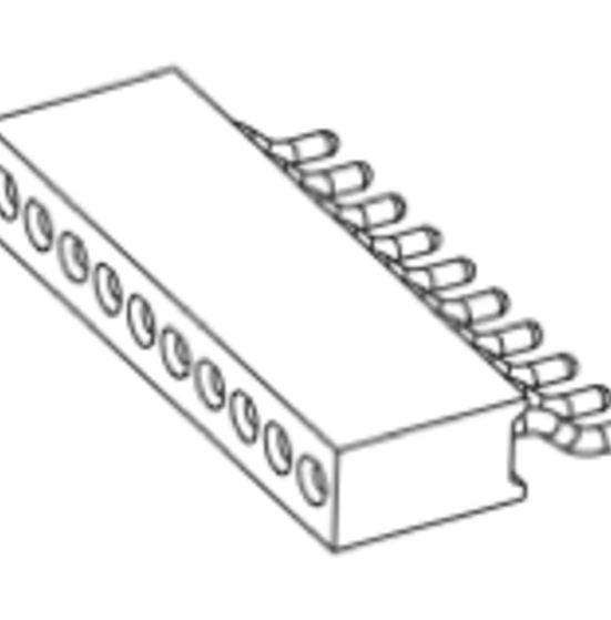 Produkt Nr. BP127153 (1.27 mm Pitch; SMT)