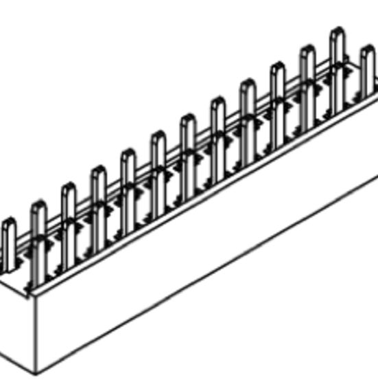 Produkt Nr. B254116 (2.54 mm Pitch; THT)