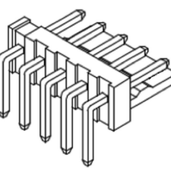 Produkt Nr. C250404 (2.50 mm Pitch; THT)