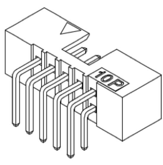 Produkt Nr. C200409 (2.00 mm Pitch; THT)
