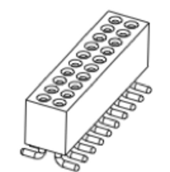 Produkt Nr. BP127150 (1.27 mm Pitch; SMT)