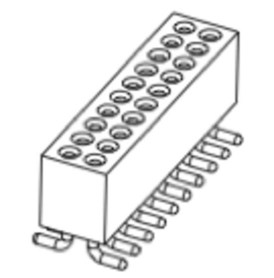 Produkt Nr. BP127152 (1.27mm Pitch; SMT)