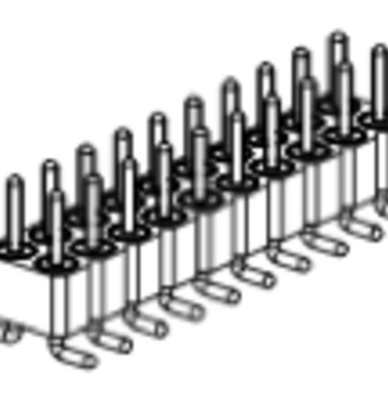Produkt Nr. AP254156 (2.54 mm Pitch; SMT)