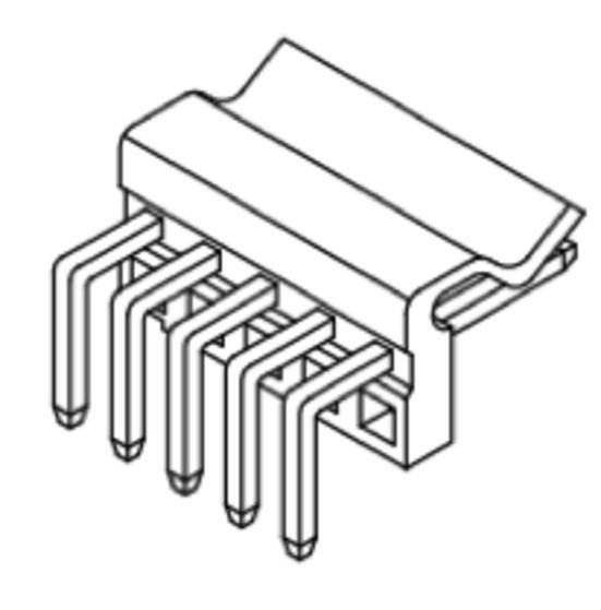 Produkt Nr. C396401 (3.96 mm pitch; THT)