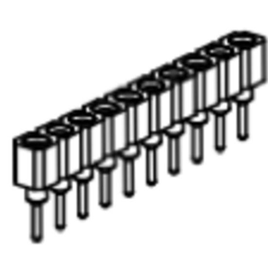 Produkt Nr. BP254107 (2.54 mm Pitch; THT)