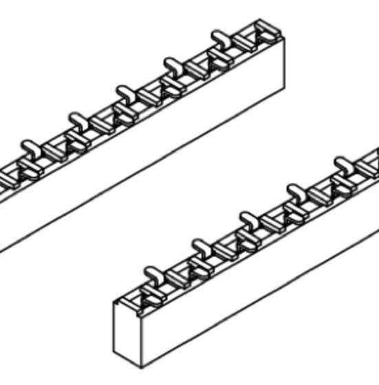 Produkt Nr. B254153 (2.54 mm Pitch; SMT)