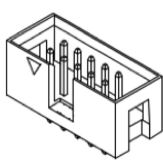 Produkt Nr. C254404 (2.54 mm Pitch; THT)