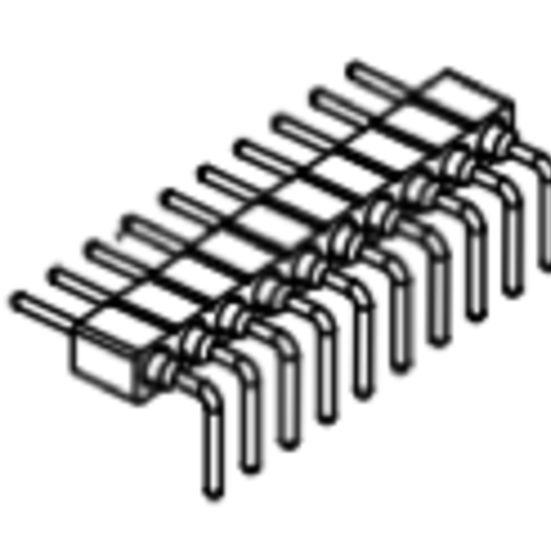 Produkt Nr. AP200121 (2.00 mm Pitch; THT)