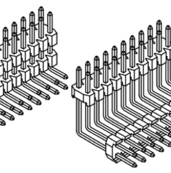 Produkt Nr. A200124 (2.00 mm Pitch; THT)