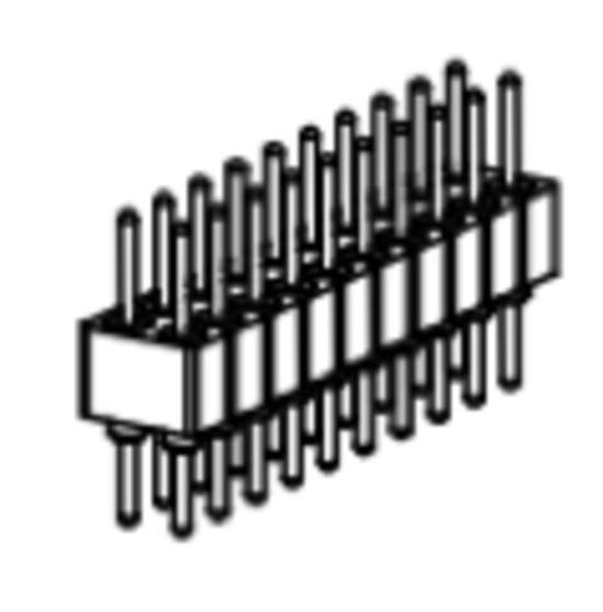 Produkt Nr. AP200102 (2.00 mm Pitch; THT)