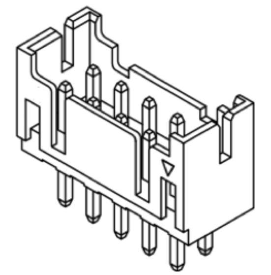 Produkt Nr. C200404 (2.00 mm Pitch; THT)