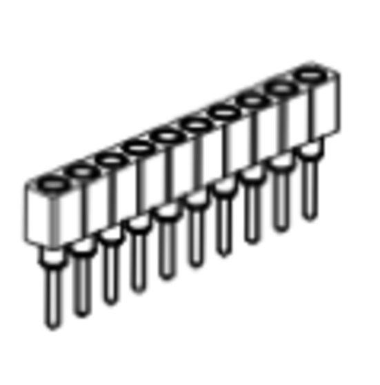 Produkt Nr. BP200103 (2.00 mm Pitch; THT)