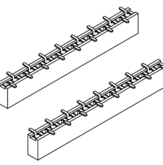 Produkt Nr. B200151 (2.00 mm Pitch; SMT)