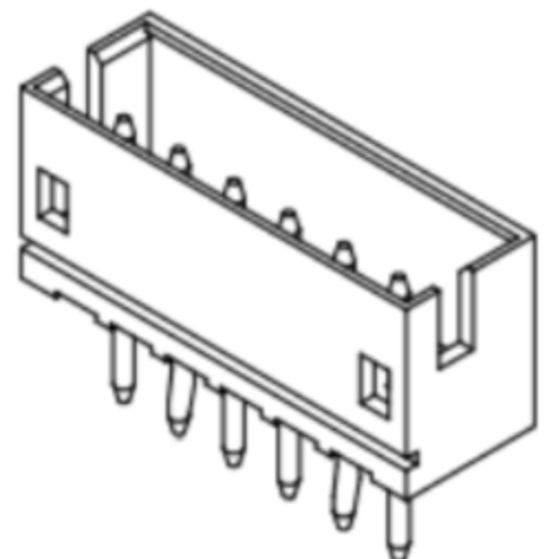 Produkt Nr. C150401 (1.50 mm Pitch; THT)