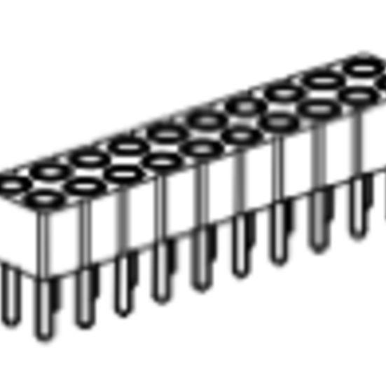 Produkt Nr. BP200102 (2.00 mm Pitch; THT)