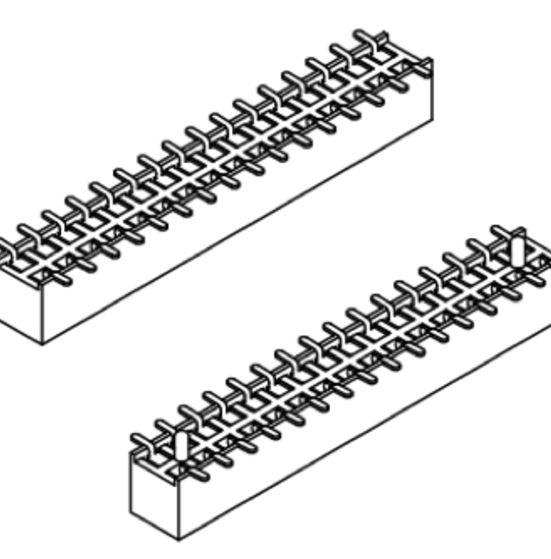 Produkt Nr. B200154 (2.00 mm Pitch; SMT)
