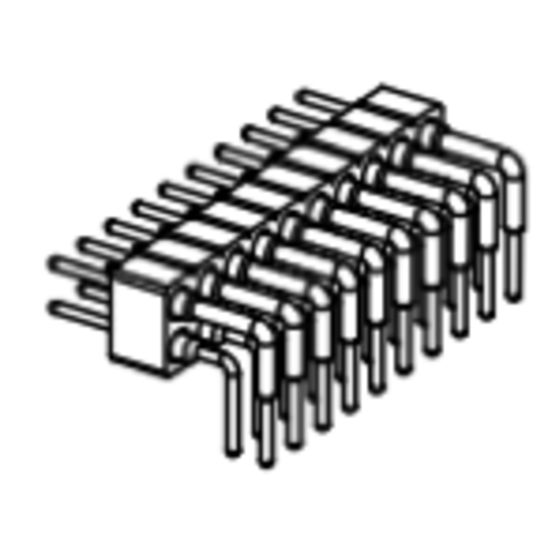 Produkt Nr. AP200120 (2.00 mm Pitch; THT)