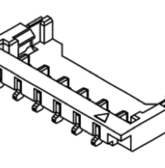 Produkt Nr. C120401 (1.20 mm Pitch; SMT)