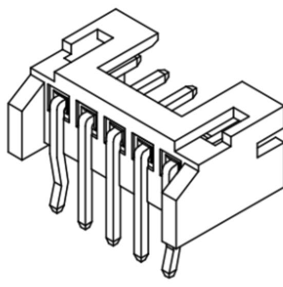 Produkt Nr. C200411 (2.00 mm Pitch; THT)