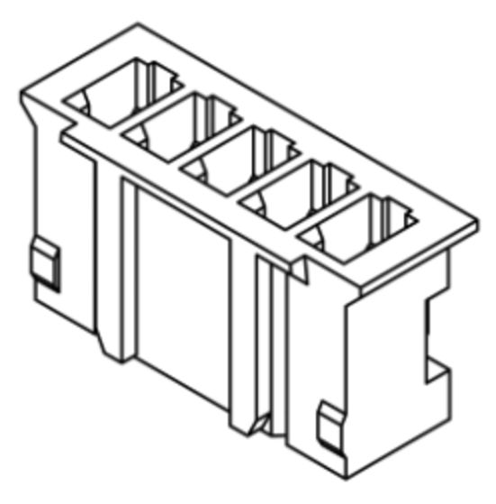 Produkt Nr. D200411 (2.00 mm Pitch Housing and Contact)