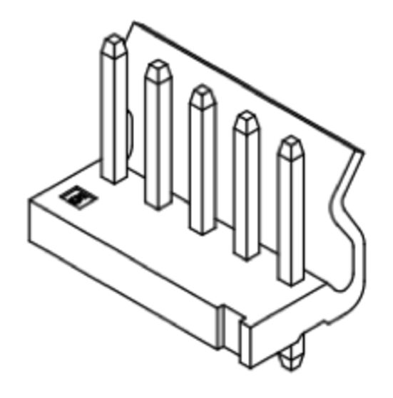 Produkt Nr. C396403 (3.96 mm Pitch; THT)