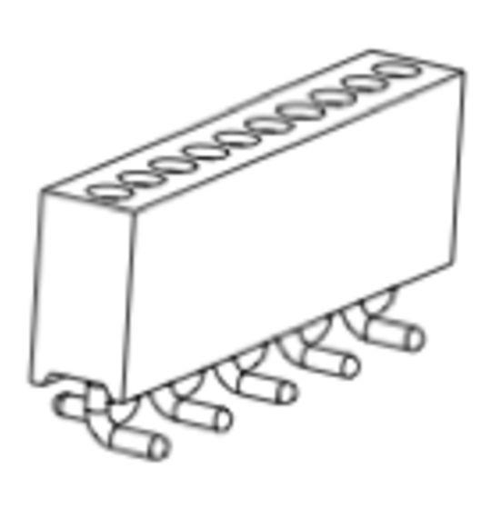 Produkt Nr. BP127151 (1.27 mm Pitch; SMT)