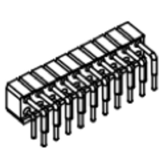 Produkt Nr. BP254130 (2.54 mm Pitch; THT)