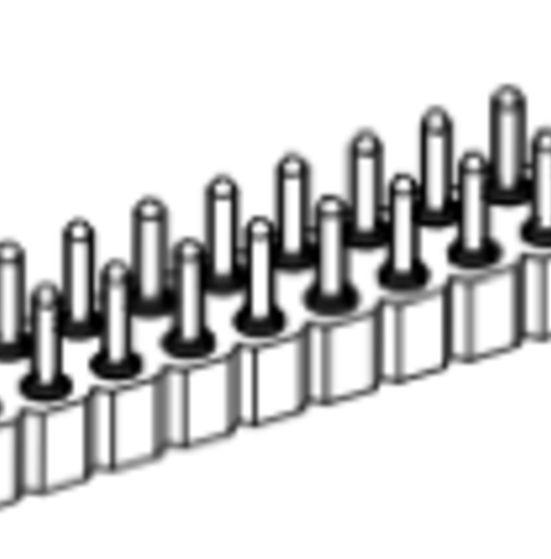 Produkt Nr. AP254154 (2.54 mm Pitch; SMT)