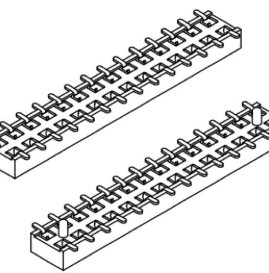 Produkt Nr. B200150 (2.00 mm Pitch; SMT)