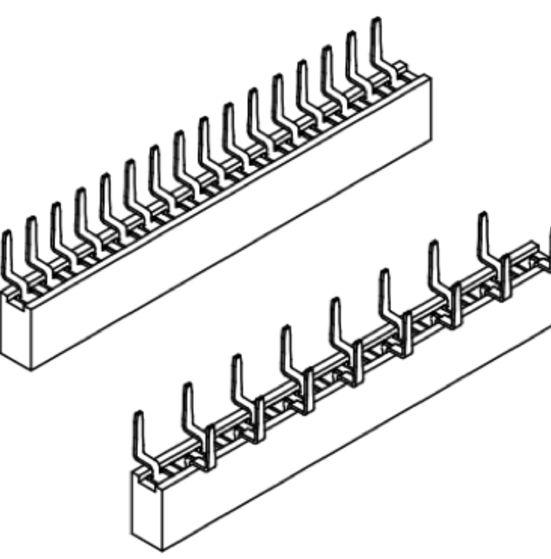 Produkt Nr. B200105 (2.00 mm Pitch; THT)