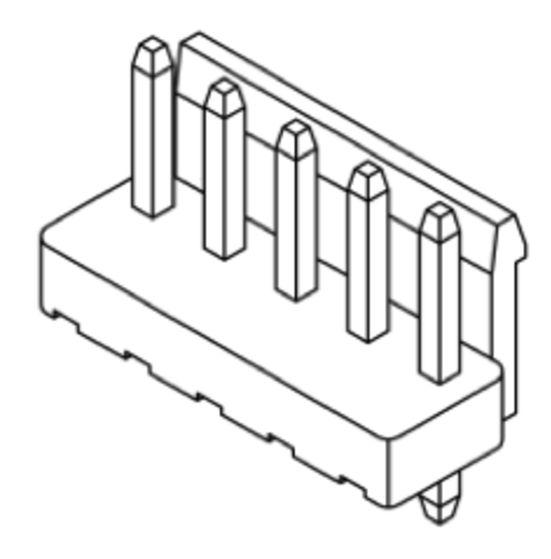 Produkt Nr. C396402 (3.96 mm Pitch; THT)