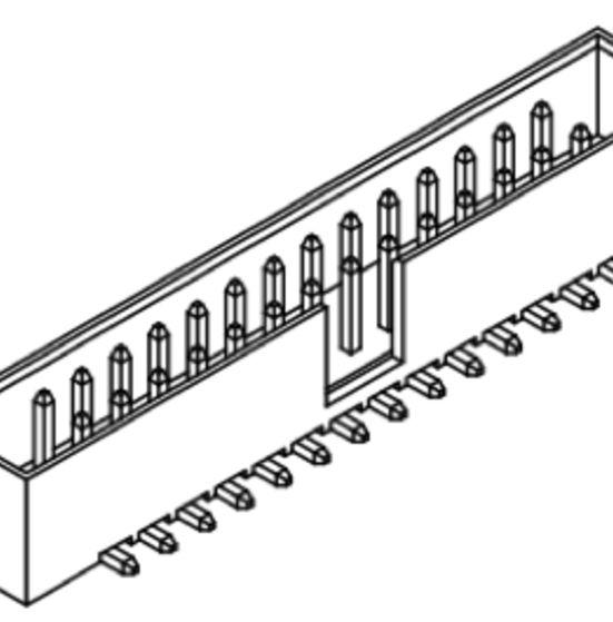 Produkt Nr. A200188 (2.00 mm Pitch; SMT)
