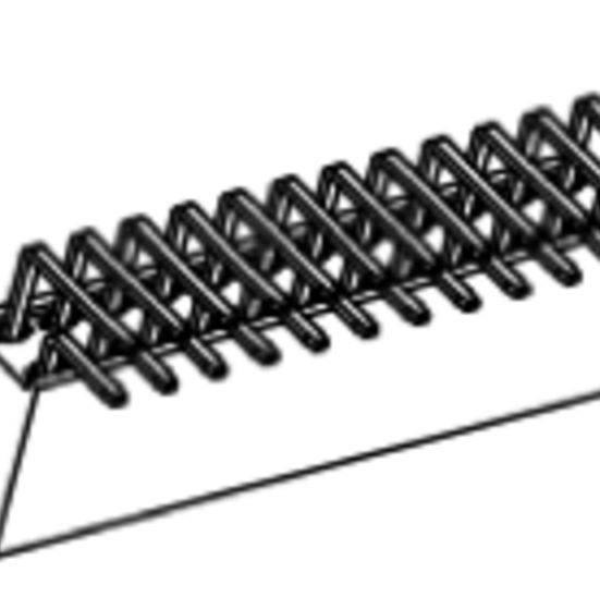 Produkt Nr. B254124 (2.54 mm Pitch; THT)