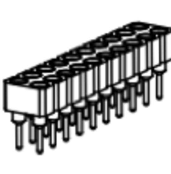Produkt Nr. BP254108 (2.54 mm Pitch; THT)