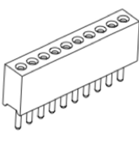 Produkt Nr. BP100103 (1.00 mm Pitch; SMT)