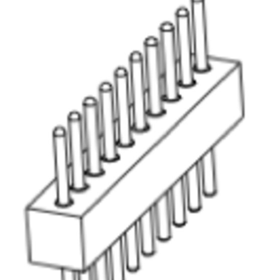 Produkt Nr. AP100101 (1.00 mm Pitch; THT)