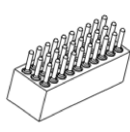 Produkt Nr. BP127103 (1.27 mm Pitch; THT)