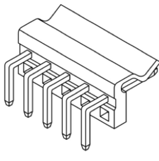 Produkt Nr. C508401 (5.08 mm Pitch; THT)