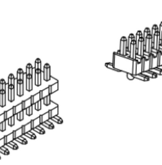 Produkt Nr. A127152 (1,27 mm Pitch; SMT)