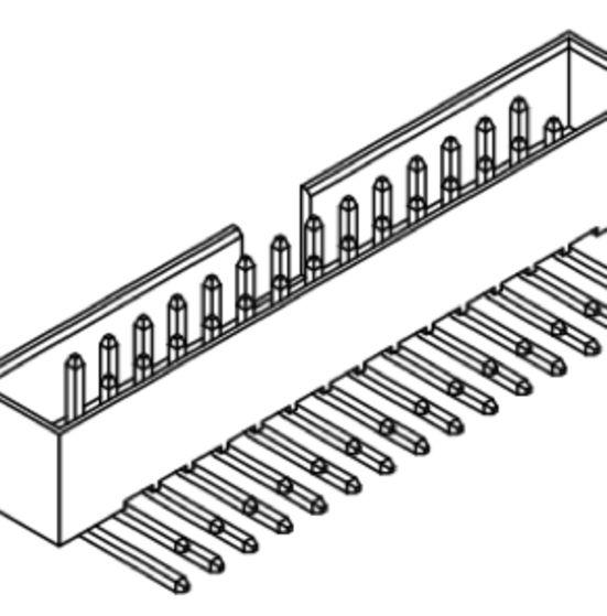 Produkt Nr. A200184 (2.00 mm Pitch; THT)