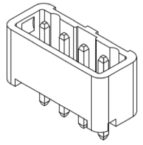 Produkt Nr. C250406 (2.50 mm Pitch; THT)
