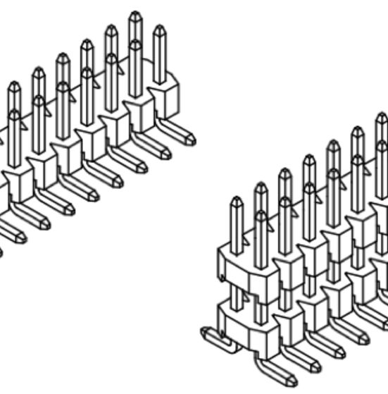 Produkt Nr. A200152 (2.00 mm Pitch; SMT)
