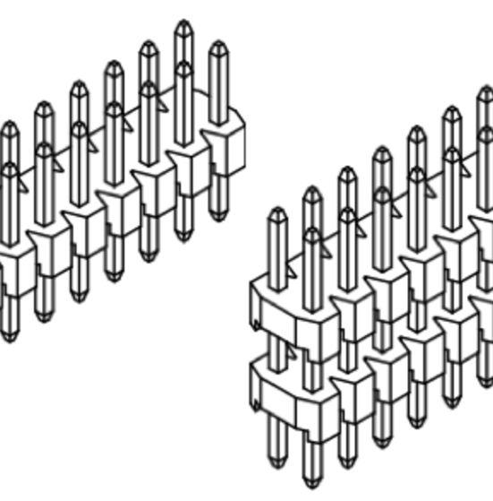 Produkt Nr. A200102 (2.00 mm Pitch; THT)