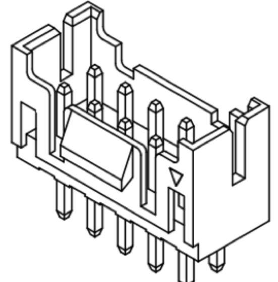 Produkt Nr. C200404 (2.00 Pitch; THT)