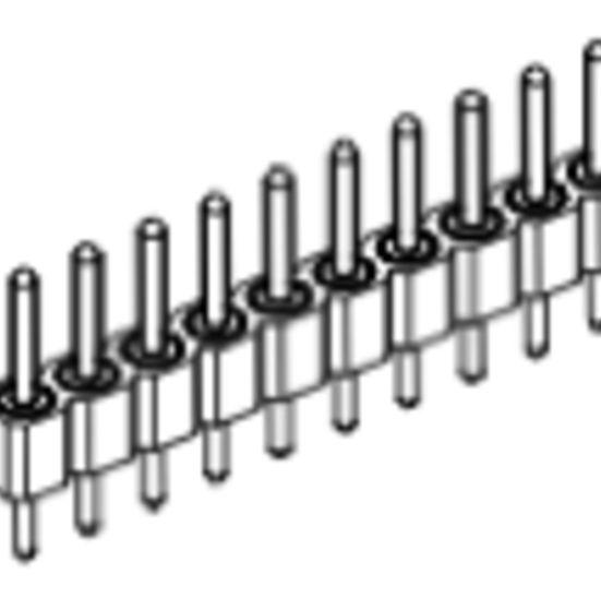 Produkt Nr. AP254117 (2.54 mm Pitch; THT)