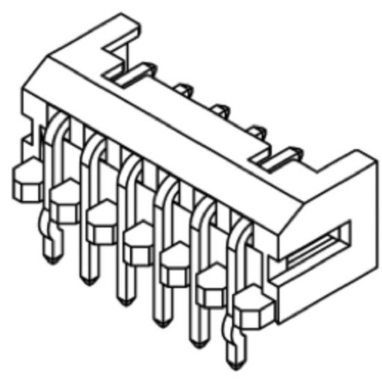 Produkt Nr. C200405 (2.00 mm Pitch; THT)